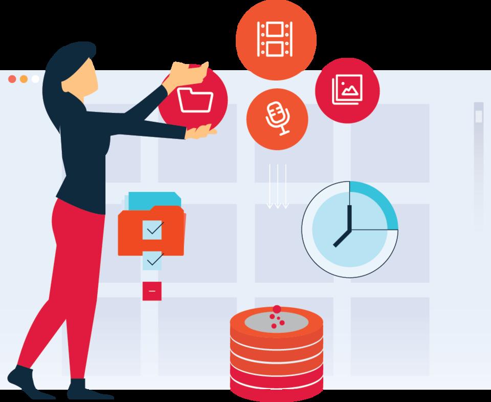 Create memorable digital experiences with Content Engine and eZ Platform DXP.