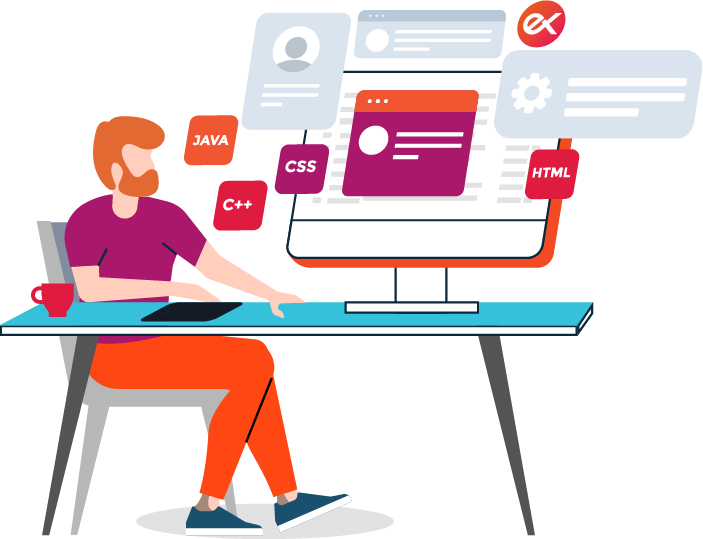 Easily build new websites and pages without coding or help from developers.